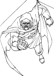 doctor doom coloring pages 11 free superheroes coloring sheets