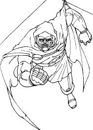 super villain coloring pages doctor doom coloring pages 11 free superheroes coloring sheets