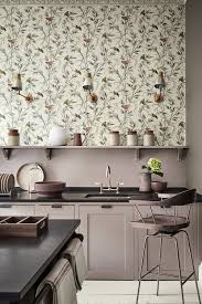 wallpaper great ormond street u2013 signature kitchen units painted