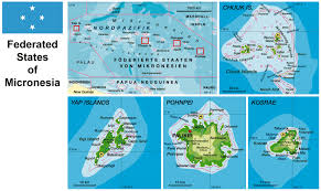 Physical Map Of Australia Maps Of Micronesia Map Library Maps Of The World