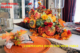 cornucopia centerpiece cornucopia centerpiece with easy how to do directions unique