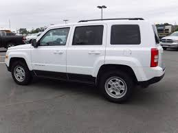 2017 used jeep patriot sport fwd at landers chevrolet serving