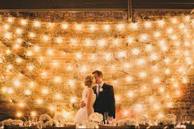 wedding backdrop with lights 24 weddings that really brought the wow factor with lighting