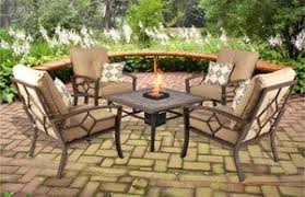 Patio Sets With Fire Pit Cheap Outdoor Fire Pit Patio Find Outdoor Fire Pit Patio Deals On