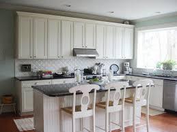 Best Black And White Kitchen Backsplash Tile With Home Design