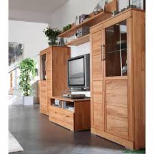 massivholz wohnwand uncategorized kleines wohnzimmer aus massiv massivholz