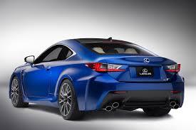 lexus performance cars lexus rc f performance coupe distills lfa for mainstream slashgear