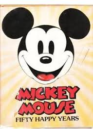 mickey mouse book ebay