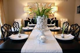centerpiece for dining room table dining room table centerpieces modern size of dining table