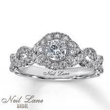 neil lane engagement rings kay neil lane bridal 1 carat t w diamond ring sizes 4 5 5 5