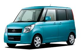 mazda new van mazda rebadges suzuki palette and calls it the new flairwagon