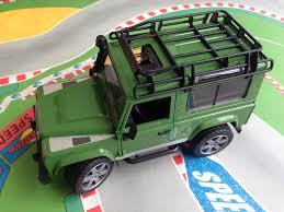land rover bruder обзор от покупателя на внедорожник bruder 02 590 land rover defender