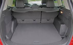 Ford Escape Accessories 2015 - 2016 ford explorer sport cargo area 2 the rear cargo area of the