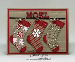 the scrap n u0027 stamp shop stampin u0027 up hang your stocking bells