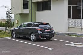 lexus is hatchback lexus ct 200h review autoevolution