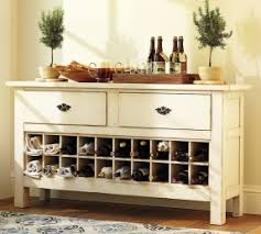 wine rack buffet table foter