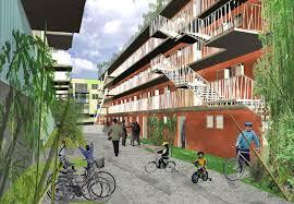 bureau logement 02 perspective2 construction promoteur architecte zac euralille