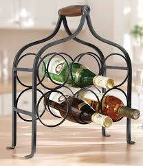 wrought iron wine rack countertop wrought iron wine rack orvis