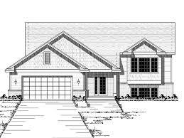 Two Bedroom Ranch House Plans Best 25 Split Level House Plans Ideas On Pinterest House Design
