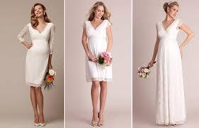 brautkleider umstandsmode brautkleider für schwangere richtig aussuchen