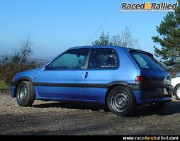 cars peugeot sale peugeot 106 xsi hillclimb sprint track car race cars for sale