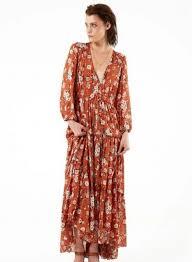 chiffon maxi dress women s fashion v neck sleeve split floral chiffon maxi dress