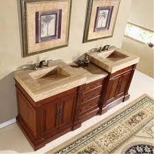 Refurbished Bathroom Vanity Fantastic Decorating Ideas Using White Quartz Countertops And