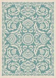 Outdoor Rug Square by Floor Rug Aqua Blue Outdoor Rugssolid Rugreef 8x10 Rugteal