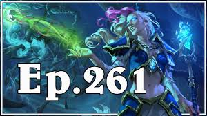 funny and lucky moments hearthstone ep 261 youtube