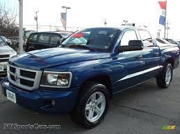 dodge dakota crew cab 4x4 for sale 2010 dodge dakota big horn crew cab 4x4 in water blue pearl