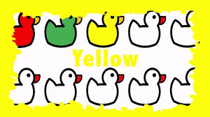 best learning color video for kids ducks farm animals coloring