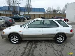 lexus wagon 2000 2000 aspen white subaru impreza outback sport wagon 78764369