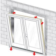 How To Build A Wood Awning New Construction Window Frame Type Pella