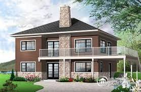 chalet houses mountain house plans ski chalets from drummondhouseplans com