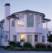 comfortable exterior home design with simply clean the exterior