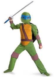 Ninja Turtle Halloween Costume Toddler Teenage Mutant Ninja Turtle Leonardo Toddler Costume Costumes