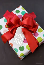 how to make a big loopy satin gift bow gift wrapping