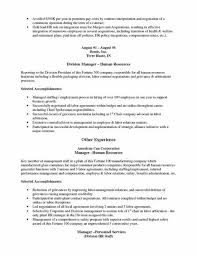 Sample Hr Executive Resume by Resume Samples