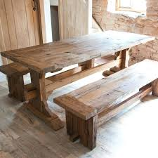 rustic wood dining room table u2013 mitventures co