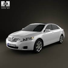 how much is toyota camry 2010 toyota camry 2010 3d model from humster3d com price 125
