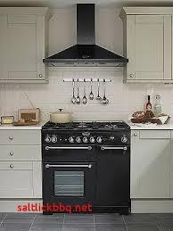 re electrique pour cuisine gaziniere 4 feux gaz et four electrique pour idees de deco de