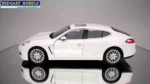 porsche sedan models porsche panamera welly 1 24 youtube