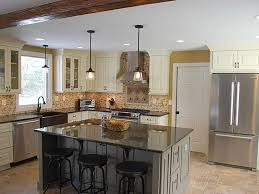 Kitchen Cabinets In New Jersey Cliqstudios Maple Caramel Kitchen Cabinets In The Cambridge Style