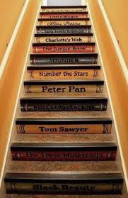 staircase painting ideas transforming boring wooden stairs with