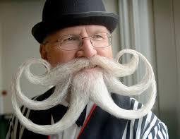 Handlebar Mustache Meme - mustache wax oklahoma shooters