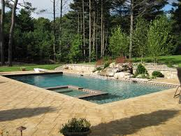 aquascapes pools gallery westborough ma swimming pool aquascape pool designs