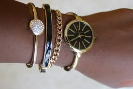 anne klein bracelet images Anne klein women 39 s interchangeable gold tone bangle bracelets jpg