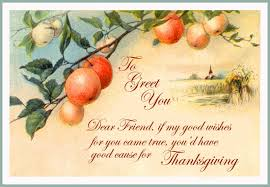 happy thanksgiving day greetings for colleagues and employees