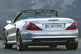 2007 mercedes benz sl class warning reviews top 10 problems