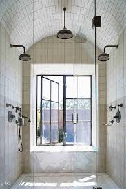 Bathroom Shower Window Beautiful Bathroom Showers Design Chic Design Chic